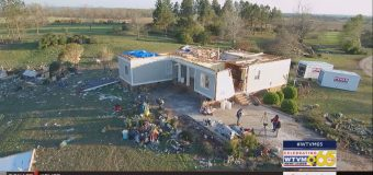 Broadcasters Raise Money for Tornado Relief Campaign